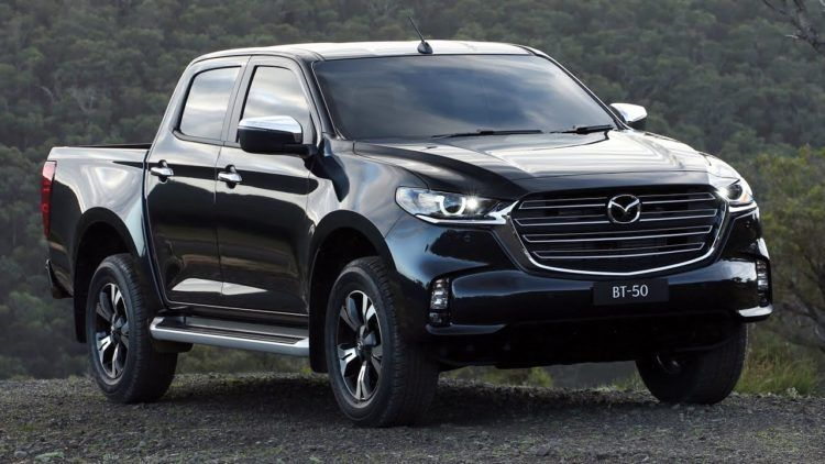 A Closer Look At The 2021 Mazda Bt 50 In 2020 Mazda Pickup Trucks Sport Utility Vehicle