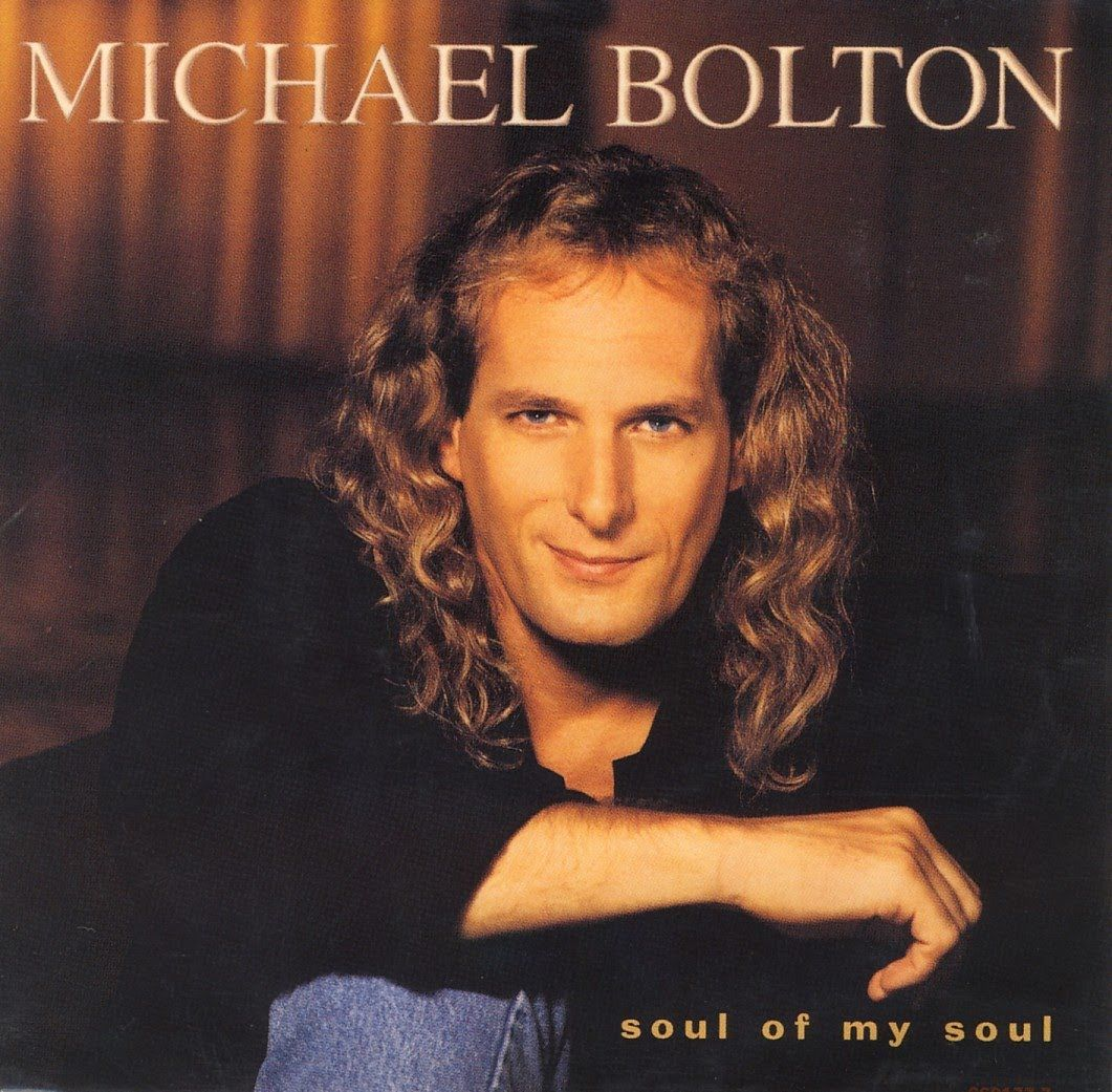 Michael Bolton . How am I supposed to live without you