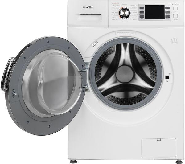 Buy KENWOOD K10W7D18 10 kg Washer Dryer - White | Free ...