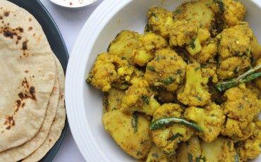 Punjabi aloo gobi indian cuisine vegetarian pinterest aloo foods punjabi aloo gobi indian vegetarian recipesindian forumfinder Images
