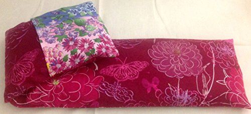 Microwave Neck Pillow Mums A Buckwheat Flaxseed Rice Natural Heating Pad Or Cold Pack For S Seniors Organic Lavender