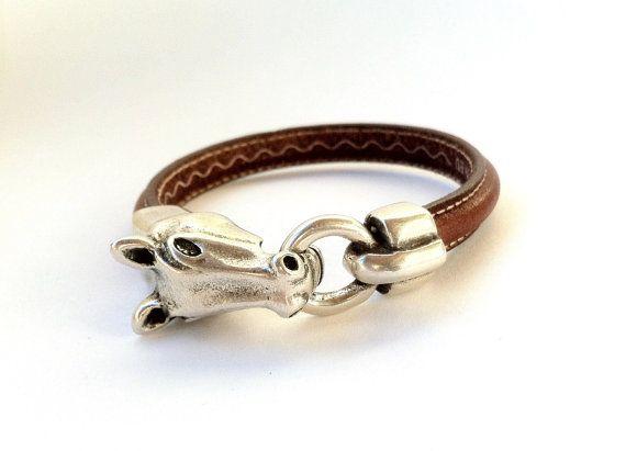 Horse Bracelet Mens