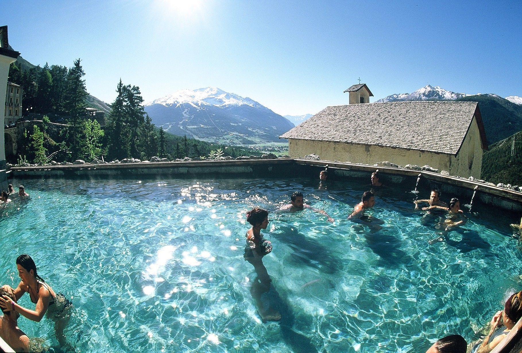 Bagni di Bormio, Lombardy, Italy #well42 | SPAs in Italy | Pinterest ...