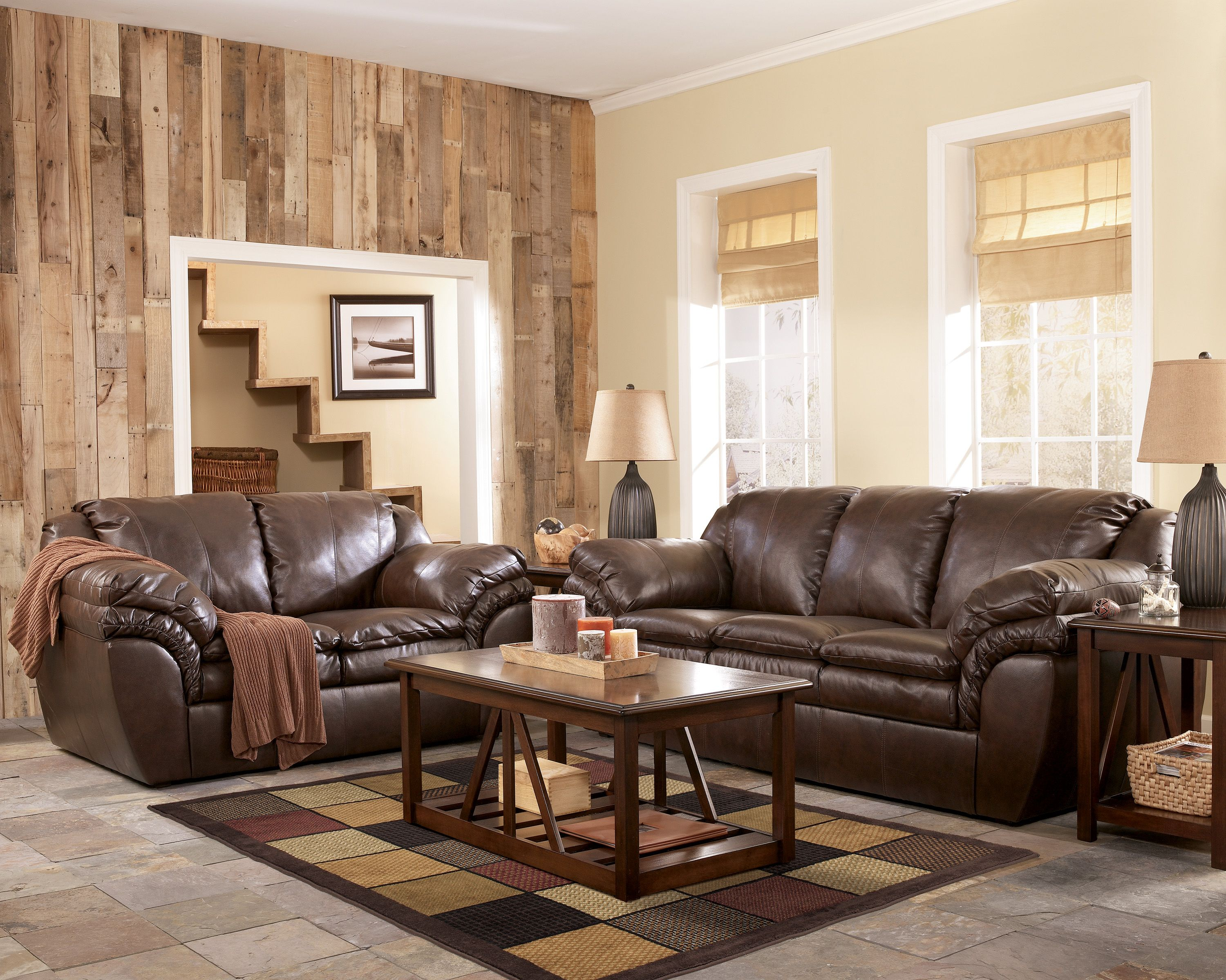 ashleyfurniture  Siganture by Ashley Furniture Sofa Set
