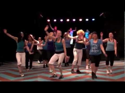 On The Floor Jlo Pitbull Zumba Zumba Routines Zumba Videos Zumba Workout