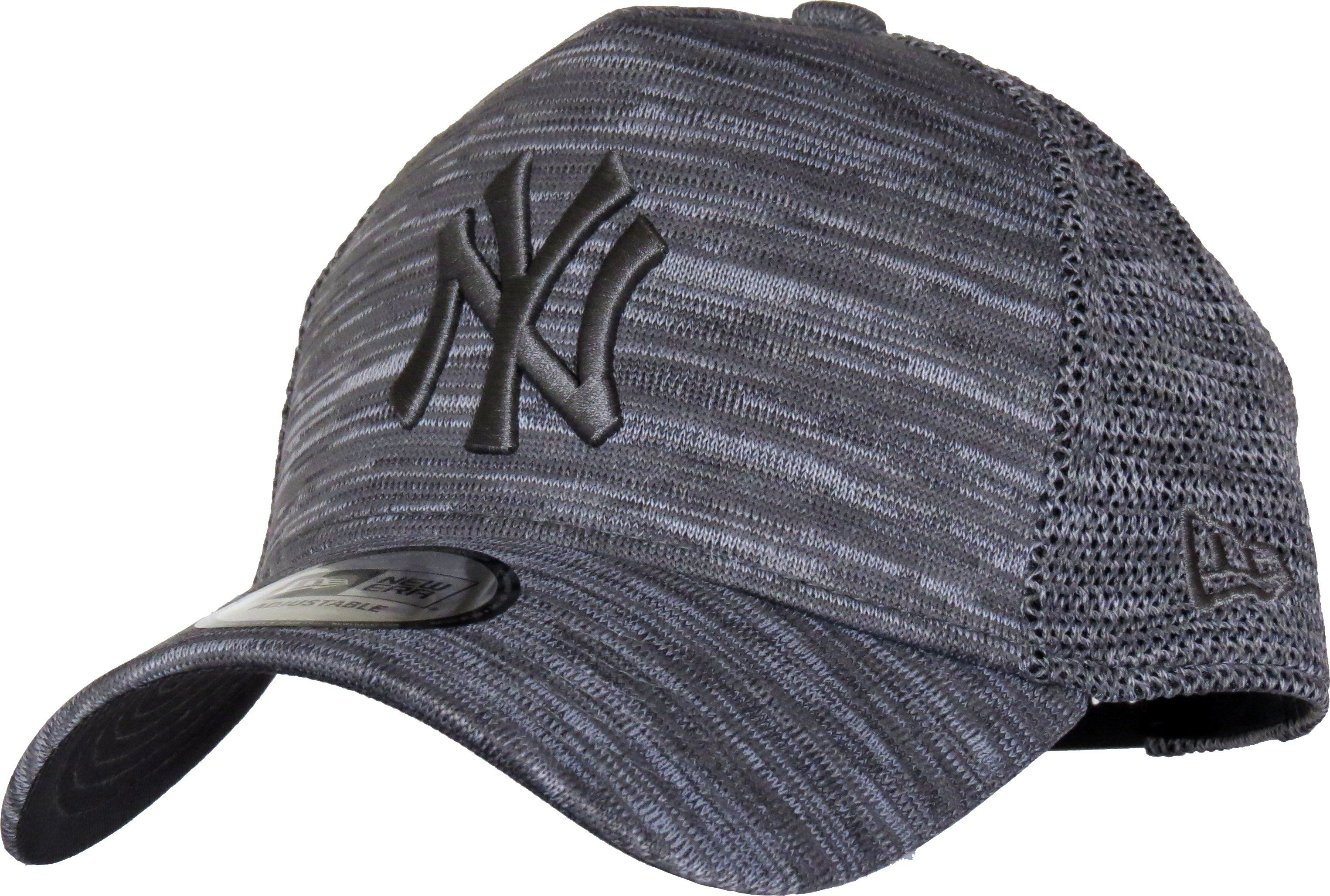 4789216869c NY Yankees New Era Engineered Fit A-Frame Grey Cap – lovemycap
