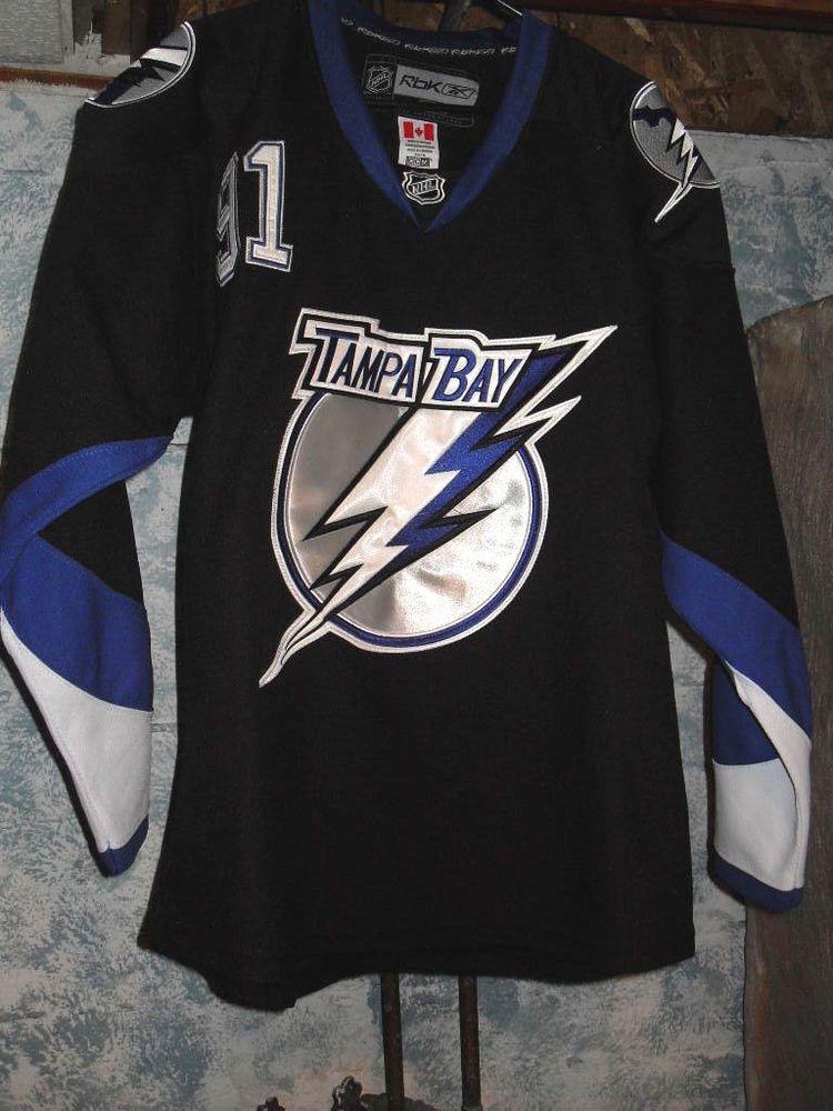 Tampa Bay Lightning Steven Stamkos Authentic Reebok