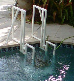 A very unique do it yourself pool lift build and use at your own a very unique do it yourself pool lift build and use at your solutioingenieria Image collections