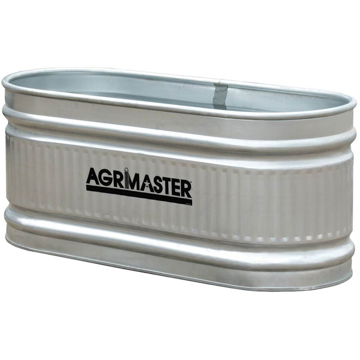 Agrimaster galvanized stock tank by behlen country