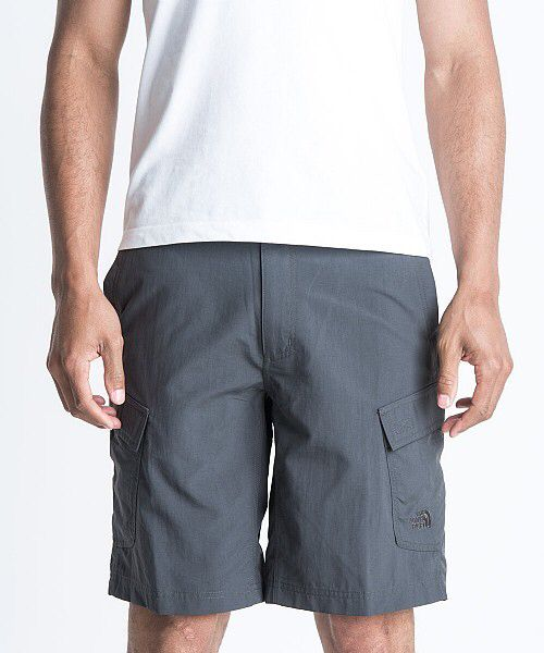 1f6f995e2c Arriving with UV protection and water resistance, the Horizon cargo shorts  are a super-lightweight short for travel or hiking. The ripstop fabric  offers a ...