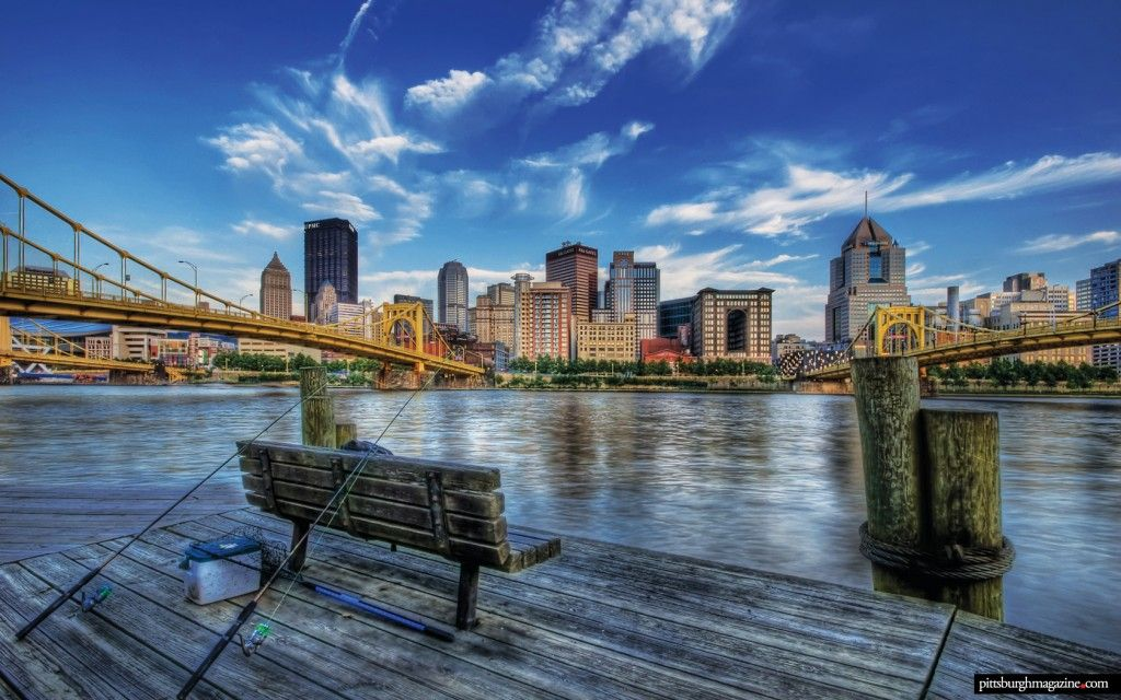 Pittsburgh Skyline Hd Wallpapershd Wallpaper Backgrounds Tumblr Backgrounds Pittsburgh Skyline Three Rivers Pittsburgh Pittsburgh City