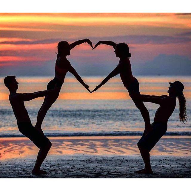 Iconosquare Instagram Facebook Analytics And Management Platform Partner YogaYoga ChallengeYoga InspirationGroup Yoga PosesAcro
