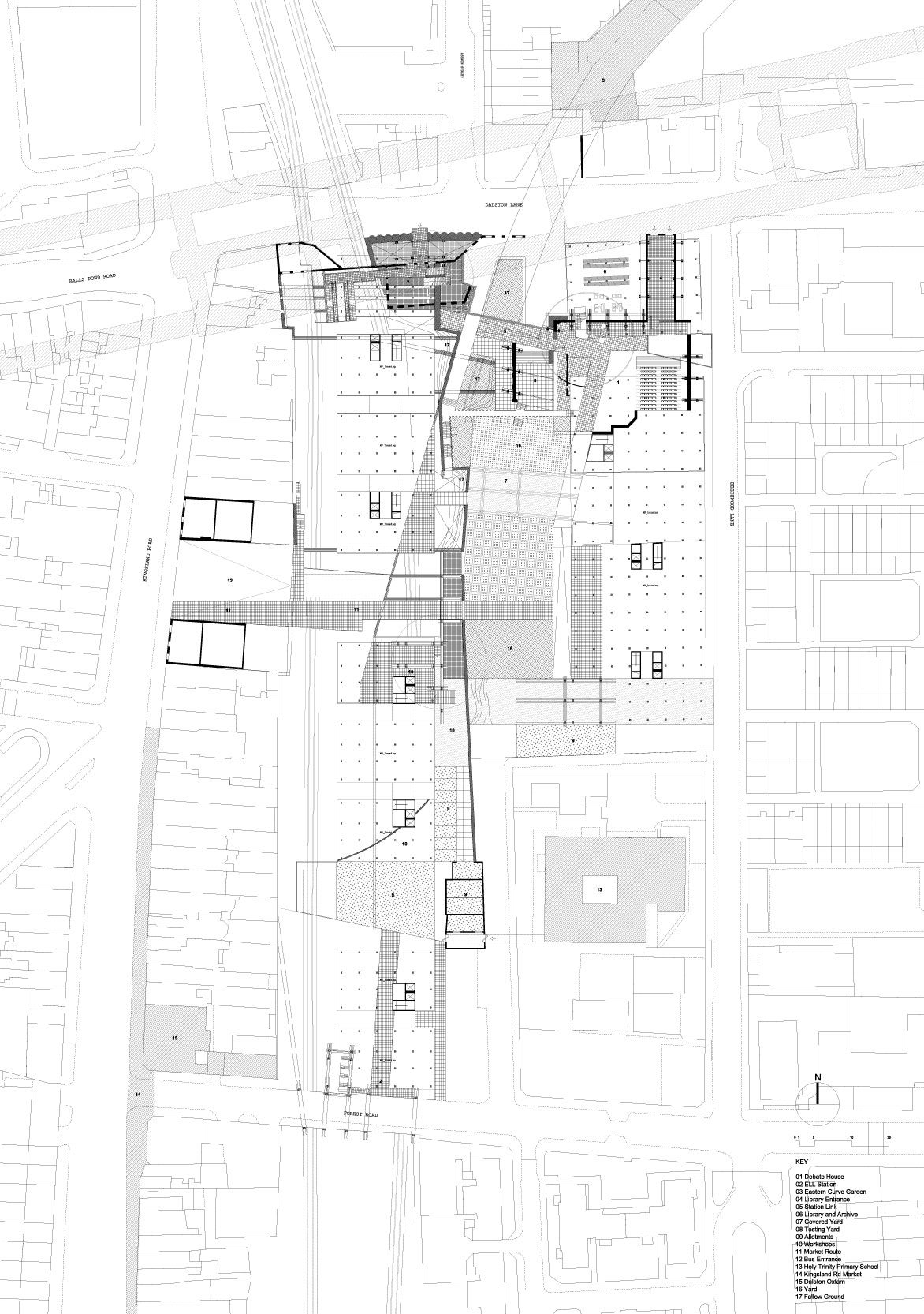 School garden design drawing - Aa School Of Architecture Projects Review 2011 Diploma 11 Jon Charles Lopez