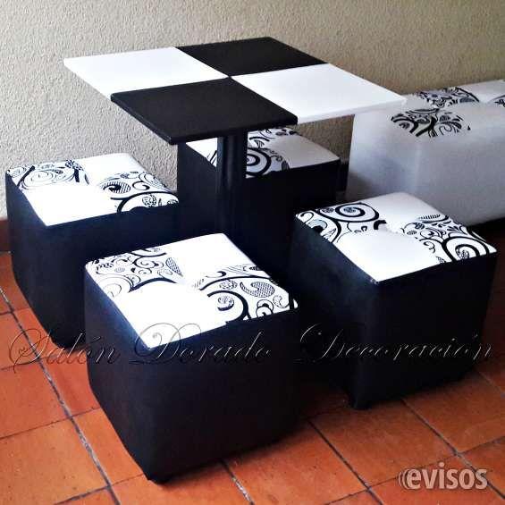 puff nuevos modelos decoracin juegos de muebles sillas sof mesas con puff salas lounge