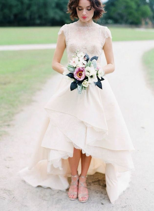 My dream wedding gown. | MyDreamWedding | Pinterest | Gowns ...