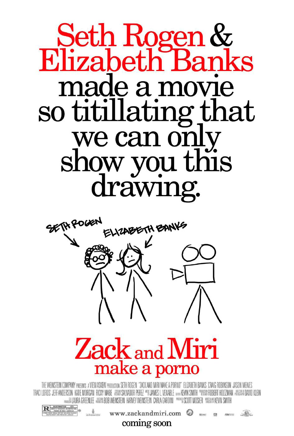Zack Miri Make A Porno Written Directed By Kevin Smith
