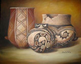 Pinturas comerciales  imagenes indigenas  Pinterest  Pinturas