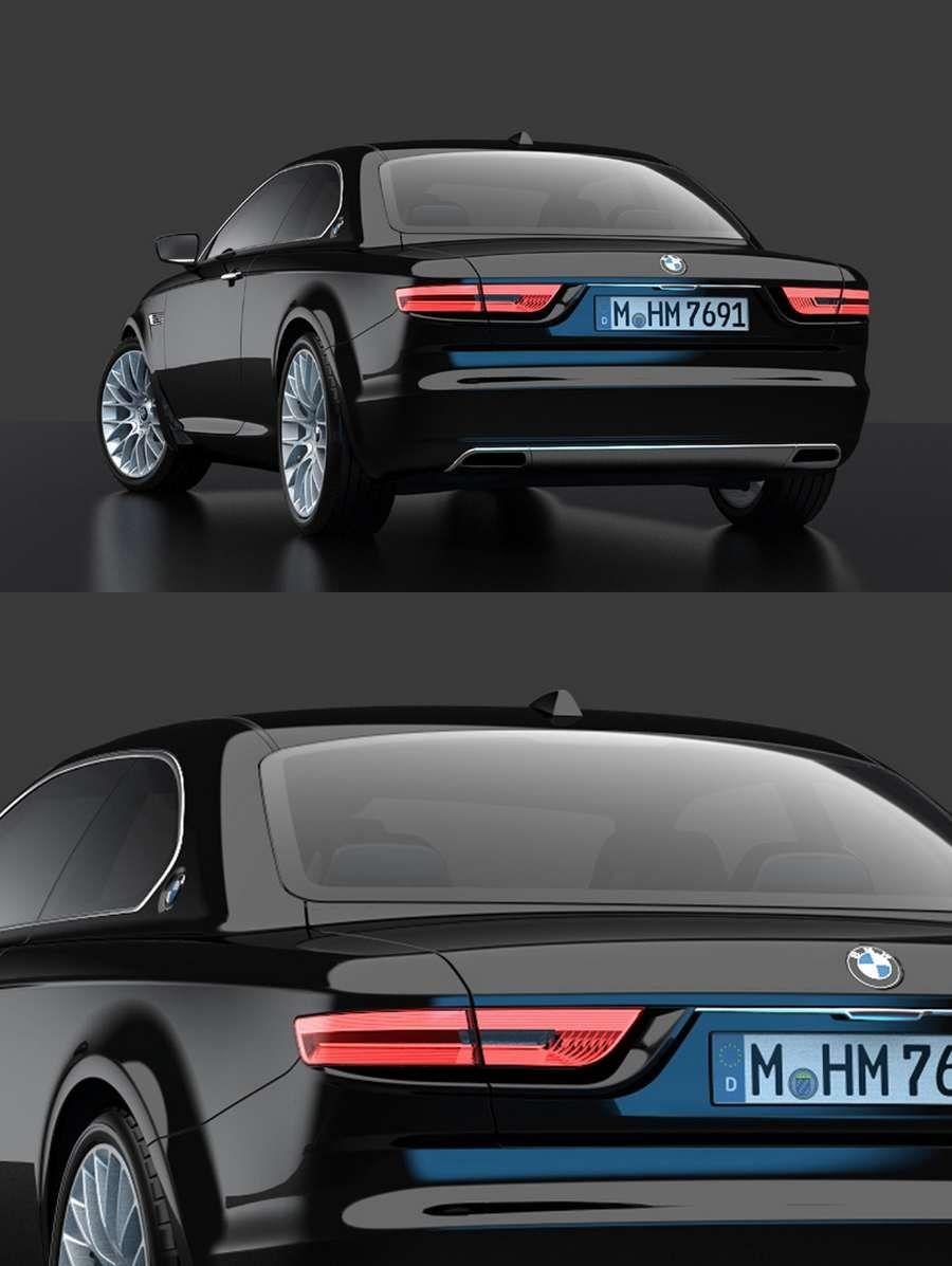 BMW CS Vintage concept 4