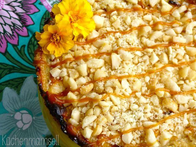 Küchenmamsell: Veganer Käsekuchen für Faule - süß am Sonntag