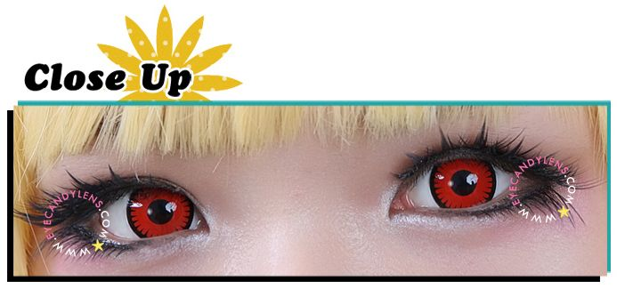 Cosplay Anime Contact Lenses Colored Contacts Crazy Contacts