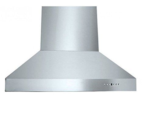Z Line 697 304 36 Stainless Steel Outdoor Wall Mount Bbq Range Hood Inch