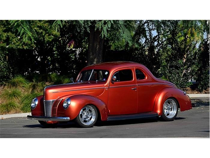 1940 Ford Deluxe for Sale | ClassicCars.com | CC-735632