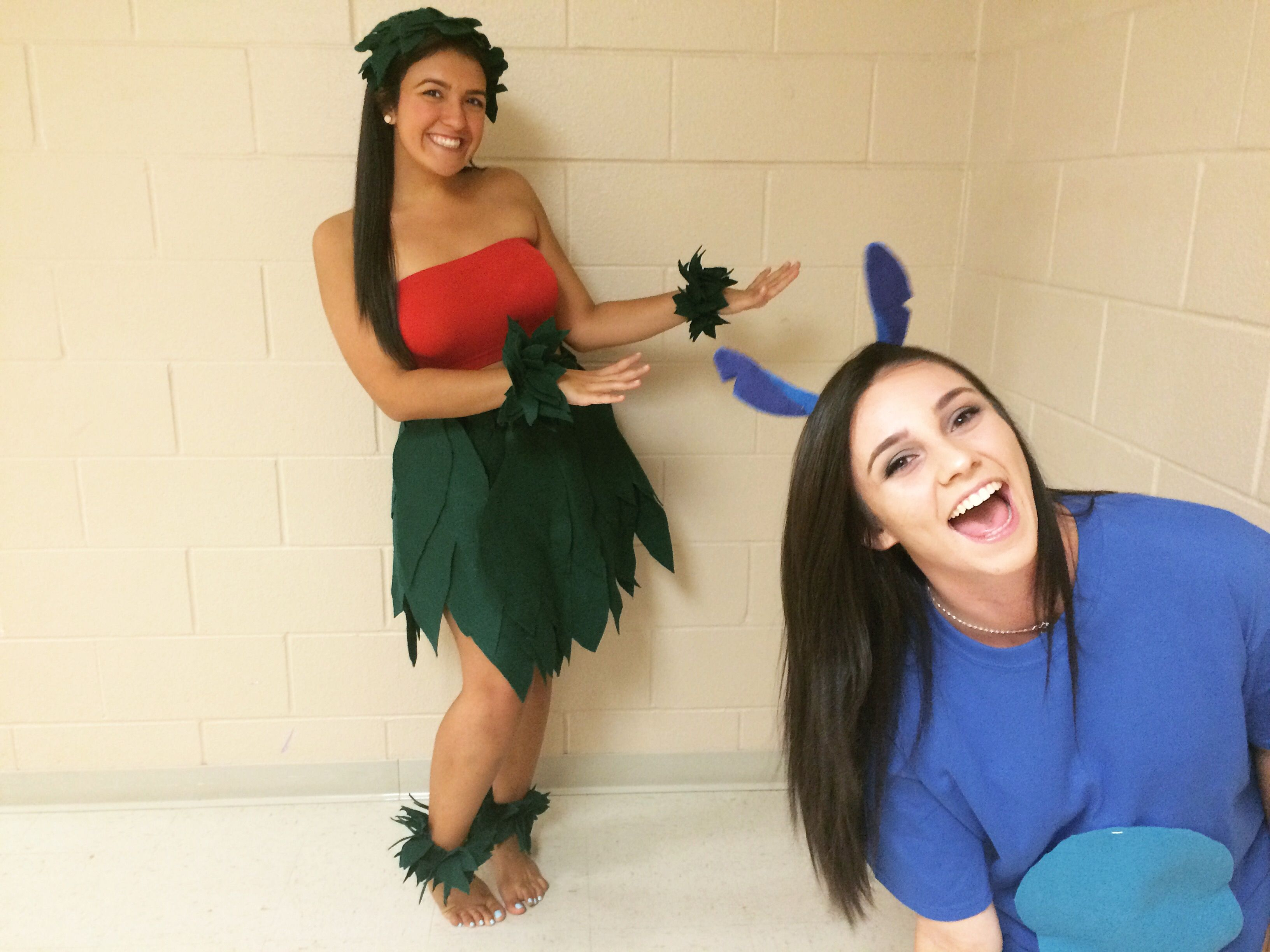 Lilo And Stitch Halloween Costume Stitch Halloween Costume Bff Halloween Costumes Lilo Costume