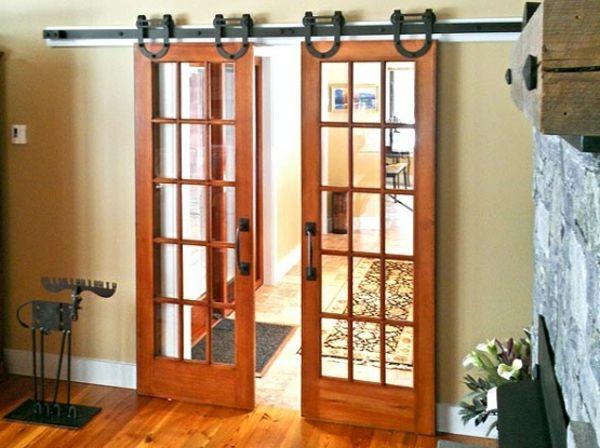 les portes int rieures vitr es laissons les int rieurs respirer porte portes. Black Bedroom Furniture Sets. Home Design Ideas