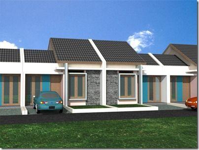 contoh Rumah Minimalis Type 36 Satu Lantai | Rumah ...