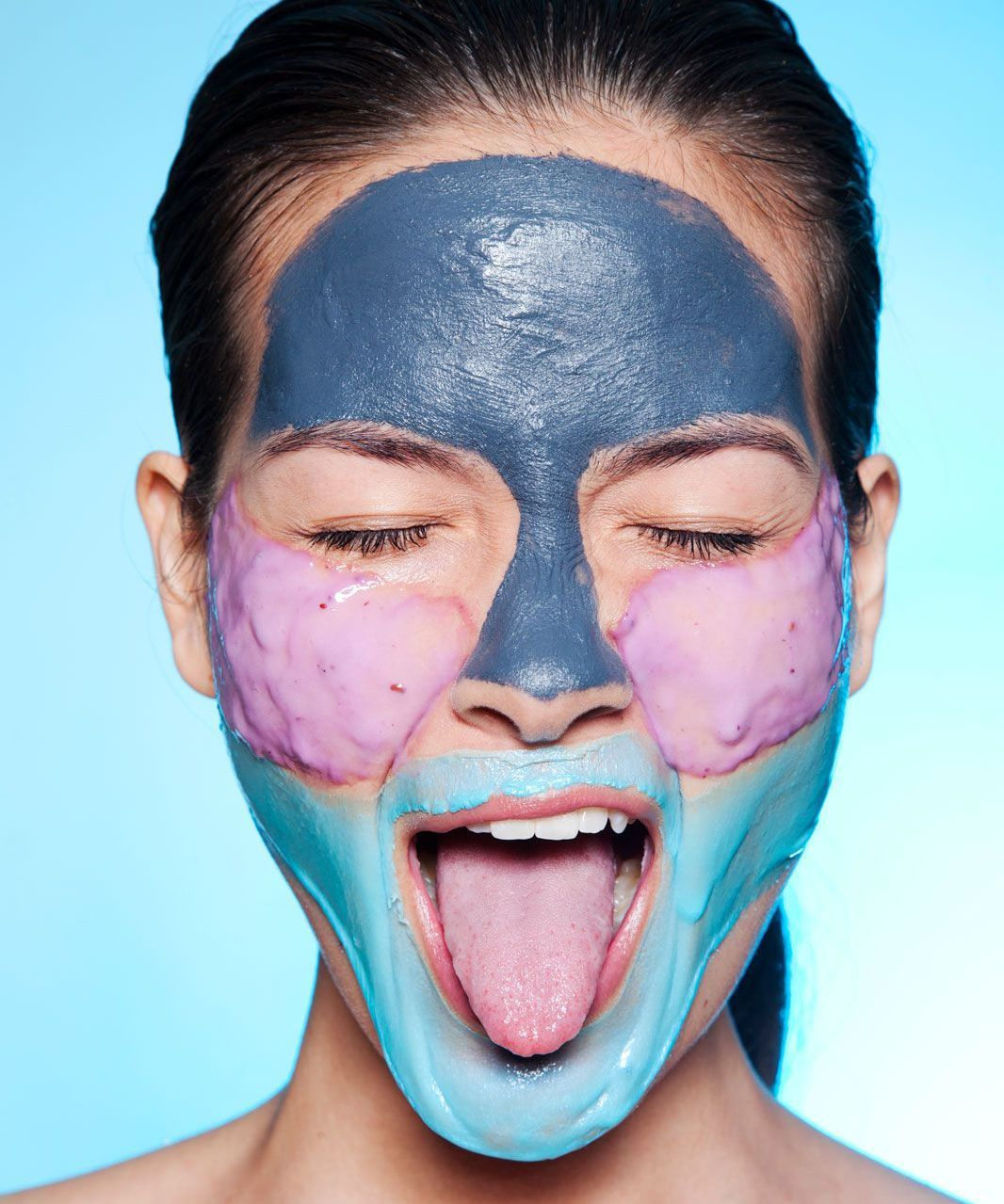 Korean Multi Masking Beauty Trend   We break down the Korean beauty trend of mixing multiple face masks for the best skin-care results. #refinery29 http://www.refinery29.com/korean-multi-masking-beauty-trend
