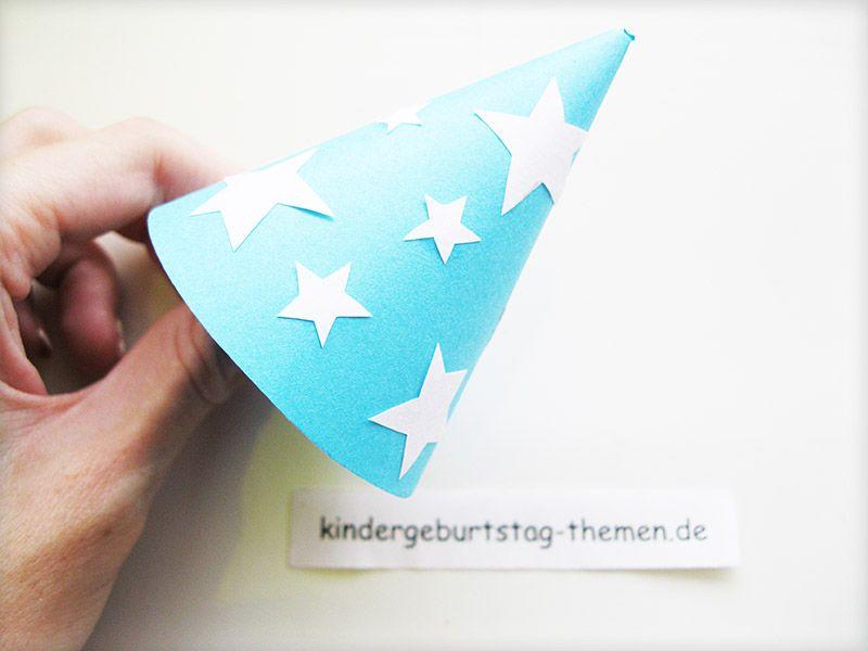 Super Bastelideen für den Zauberer Kindergeburtstag | Zauberstab ...