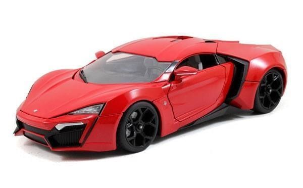 Lykan HyperSport - Movie Furious 7 (2015)  Collector's Club Special Edition Jada #Undisclosed