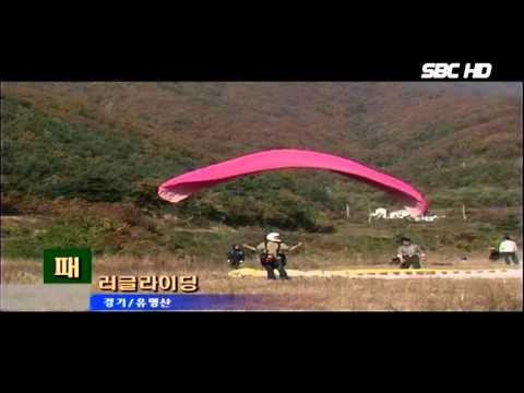 패러글라이딩 (서울1TV)