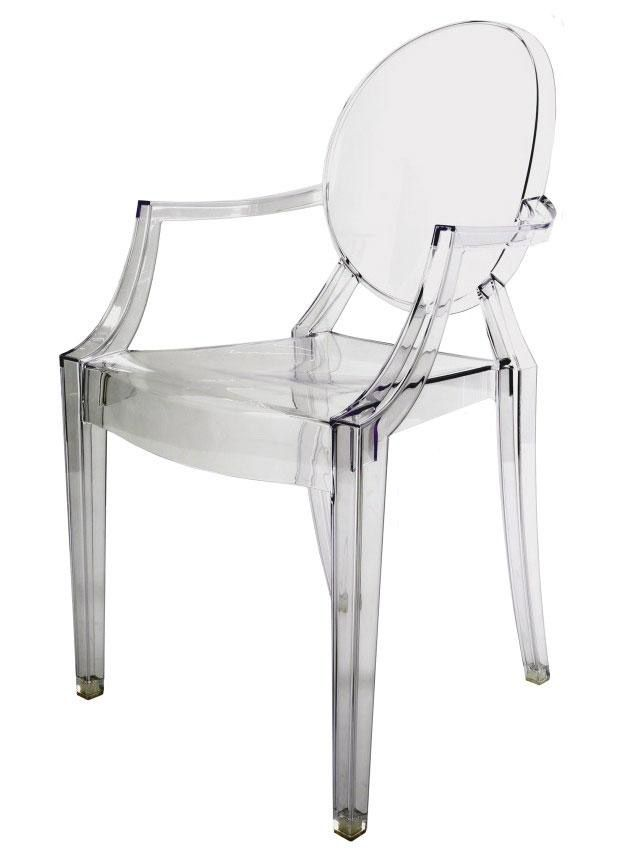 Louis Ghost Chair By Philippe Stark 家具 椅子