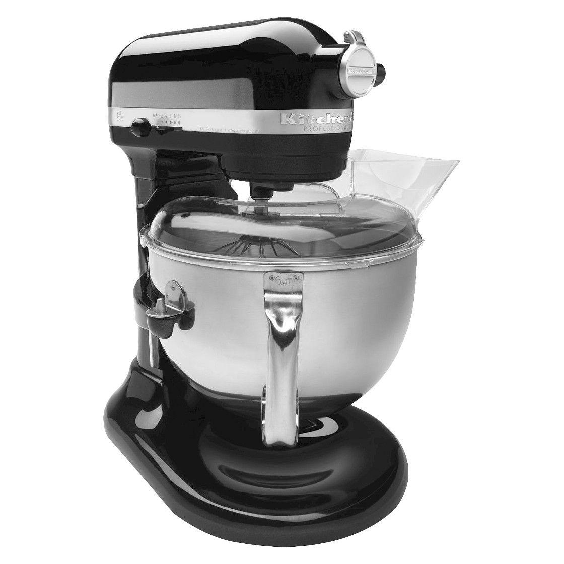 Kitchenaid professional 600 series 6 qt stand mixer