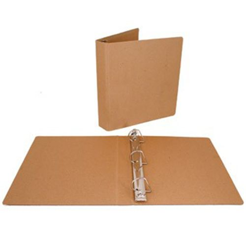 Cardboard Binder 2 D-ring Binder - 3 Rings | Life Without Plastic Boutique