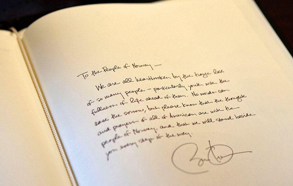 The Week in Pictures Nice handwriting, Handwriting