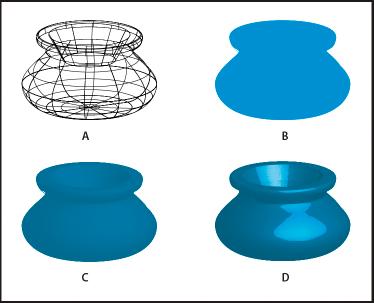 Adobe Illustrator 3D