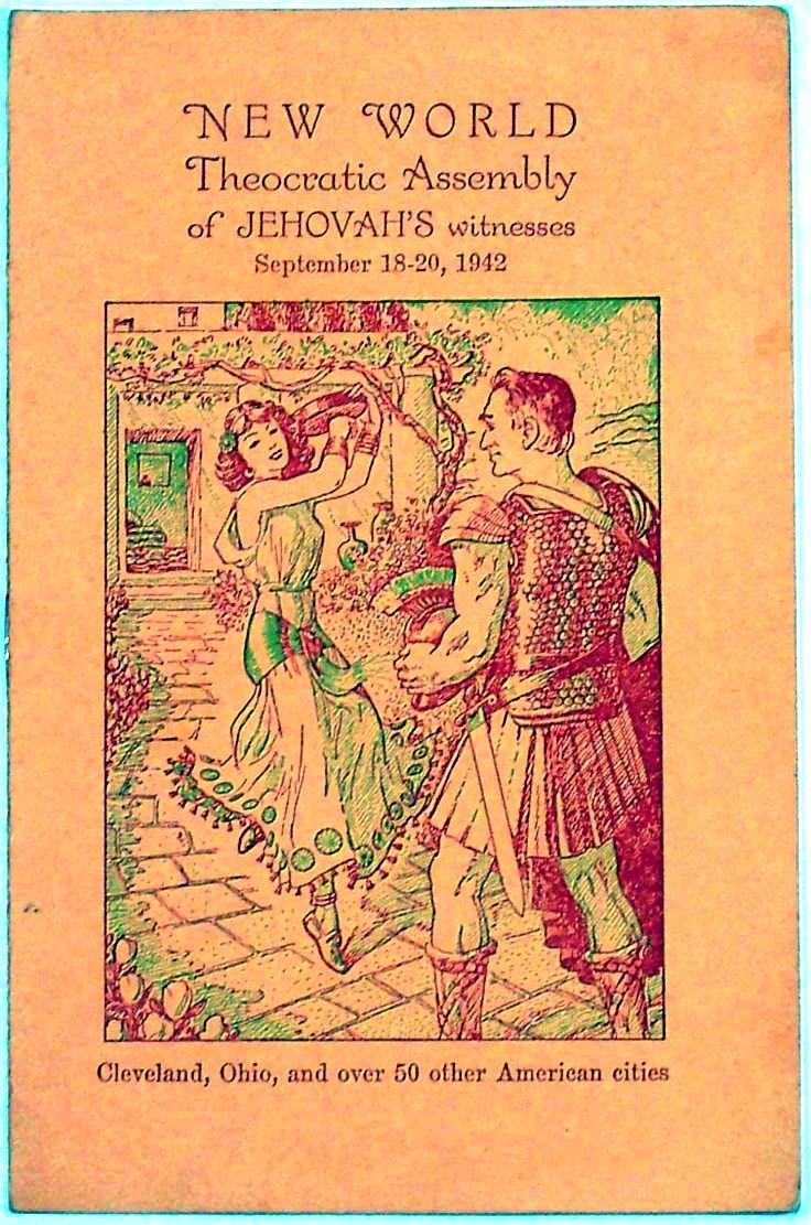 1942 new world assembly of jehovahs witnesses program jw 1942 new world assembly of jehovahs witnesses program izmirmasajfo