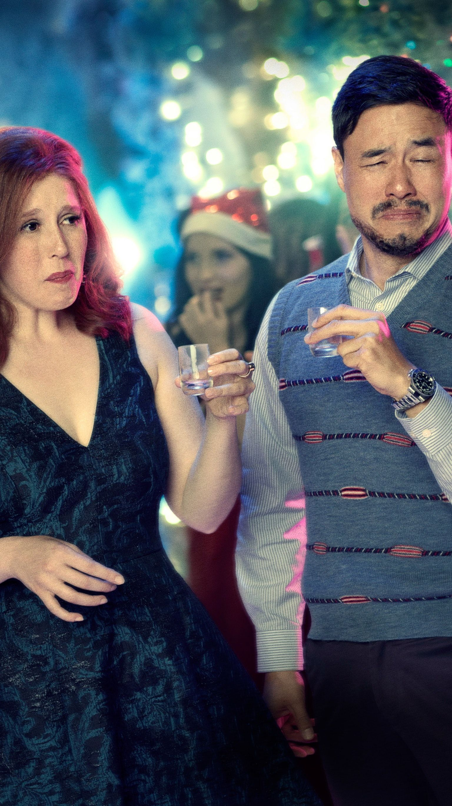 Office Christmas Party (2016) Phone Wallpaper | Comedy | Pinterest ...