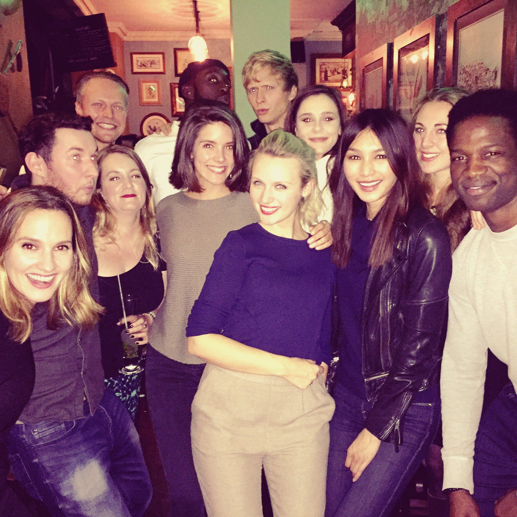 """Gemma Chan on Twitter: """"Some of my favourite #Humans ❤️ https://t.co/jdi2AhpCi7"""""""
