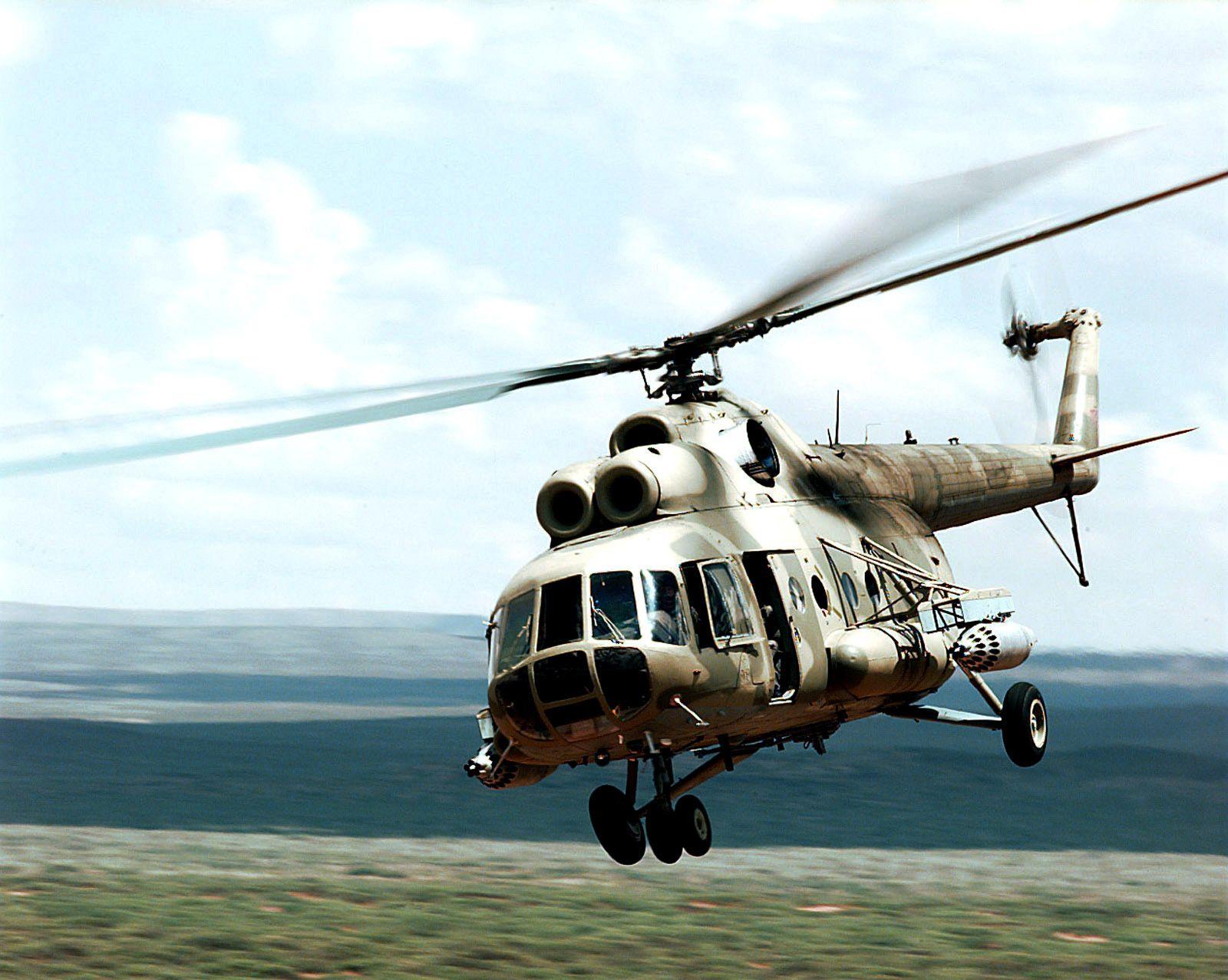 Mil Mi-8 - Wikipedia