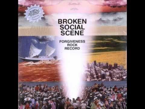 Broken Social Scene Sentimental X S Vinyl Broken Social Scene Love Time Sentimental