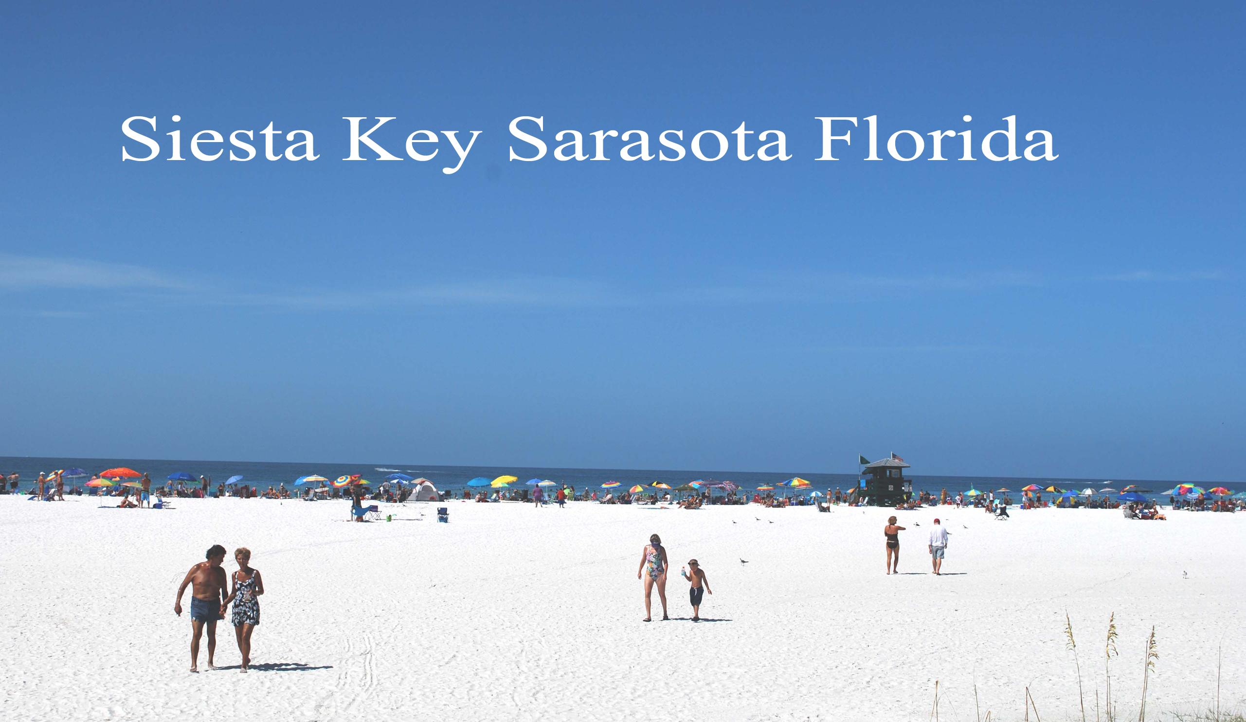 Florida Sarasota Jewel Of The Sun Coast Siesta Key Beach Siesta Key Beach Florida Siesta Key Florida