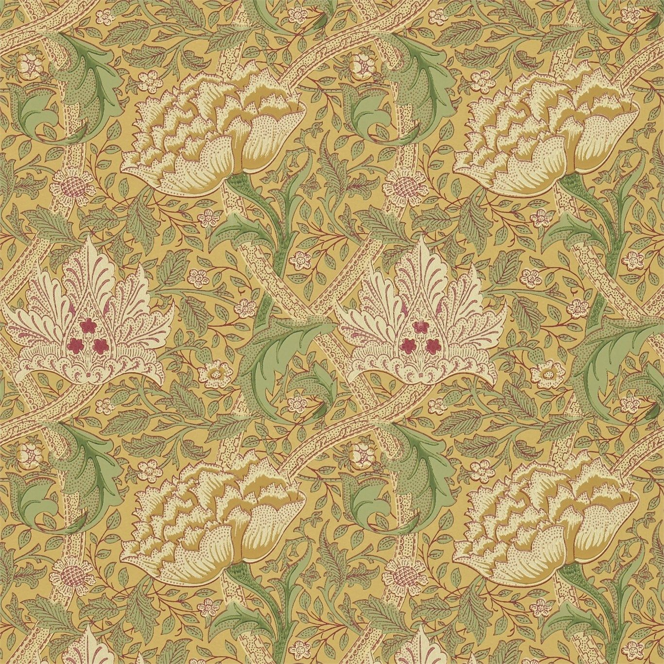 Morris & Co Windrush Wallpaper Morris wallpapers