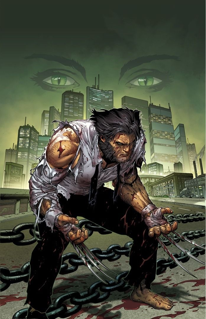 Death of Wolverine #2 Cover by Steve McNiven