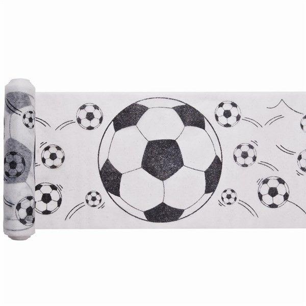 chemin de table football tendance petit prix idee. Black Bedroom Furniture Sets. Home Design Ideas