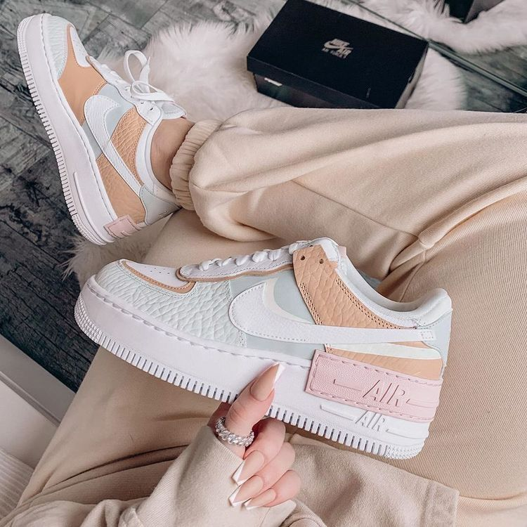 Pin On Nike Browse our nike air force 1 shadow bianche e nere collection for the very best in custom shoes, sneakers, apparel, and accessories by independent artists. pinterest