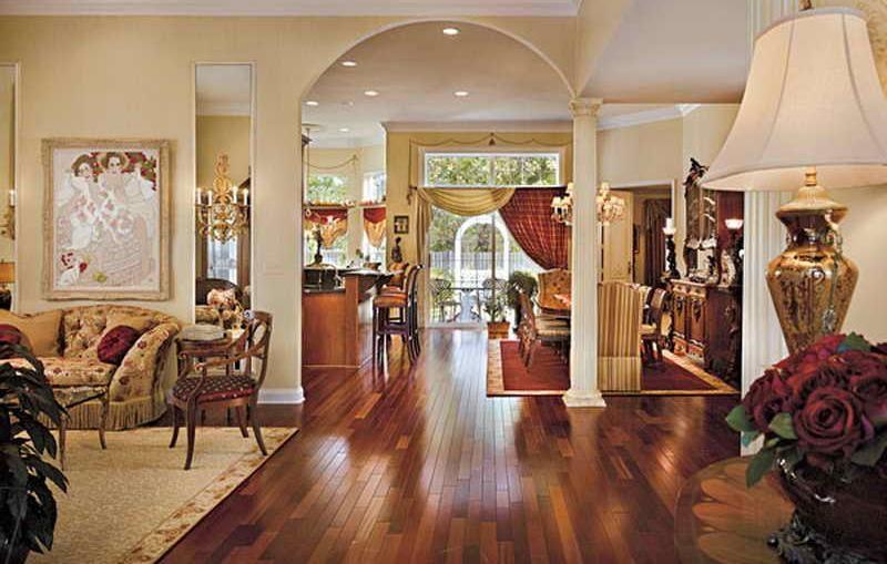 Decoration, Big Room Design Idea Also Floor Lamp Design Idea Also Sofa Then  Small Carpet Design Idea Then Most Popular Neutral Paint Color Design Idea  ~ The ...