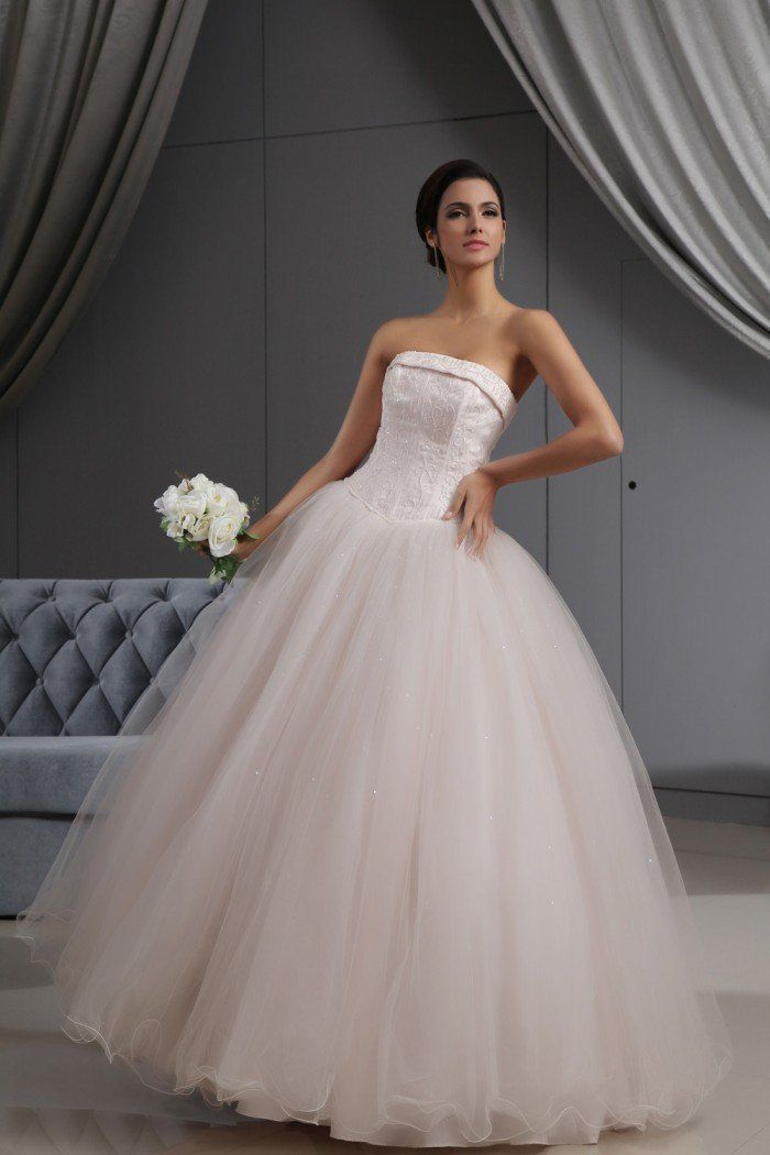 vestido-de-novia-princesa-8.jpg (700×1050) | vestidos novia ...